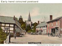 Coloured Postcard