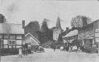 Dilwyn Postcard